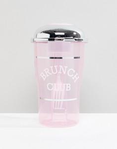 Контейнер для ланча New Look Brunch Club - Белый