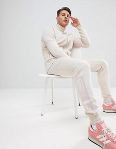 Спортивный костюм кремового цвета boohooMAN - Кремовый