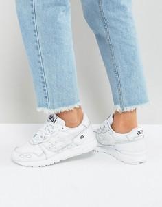 Белые кроссовки Asics Gel-Lyte - Белый