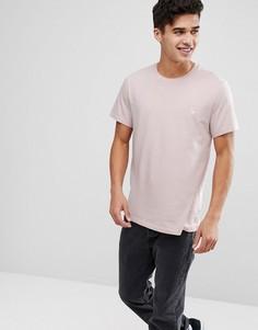 Розовая футболка Jack Wills Sandleford - Розовый