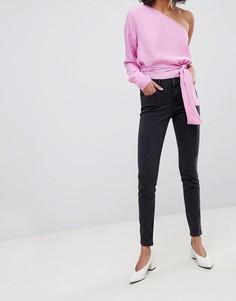 Моделирующие джинсы скинни Vero Moda - Черный