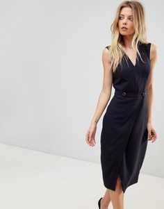 Платье-футляр Ted Baker - Темно-синий