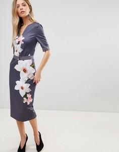 Платье-футляр Ted Baker Bisslee - Мульти