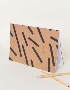 Блокнот формата A4 Ohh Deer Dash - Мульти