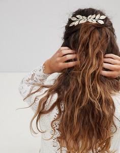 Украшение для волос ASOS BRIDAL - Золотой