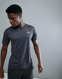 Темно-серая футболка с логотипом The North Face Mountain Athletics - Серый