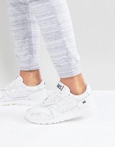 Белые кроссовки Asics Gel-Lyte HL7W3-0101 - Белый