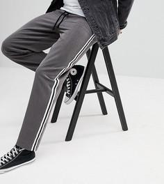 Свободные брюки Reclaimed Vintage Inspired - Серый