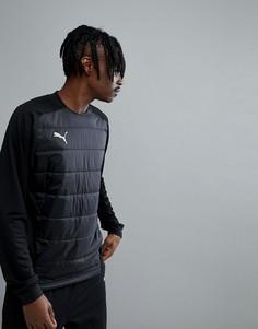 Черный свитшот Puma Football NXT 65555301 - Черный