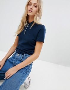 Классическая футболка-поло Tommy Jeans - Синий