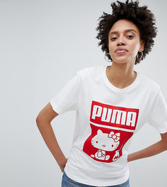 Футболка Puma X Hello Kitty - Белый