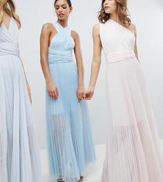 Платье-трансформер макси эксклюзивно для Coast Corwin - Синий