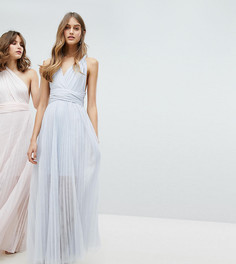 Платье-трансформер макси эксклюзивно для Coast Corwin - Серебряный