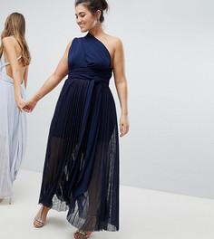 Платье макси Coast Plus Corwin - Темно-синий