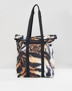 Рюкзак с тигровым принтом G-Star - Мульти