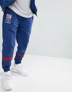 Синие спортивные джоггеры New Era NFL New York Giants - Синий
