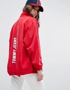 Спортивная куртка Tommy Jeans - Красный