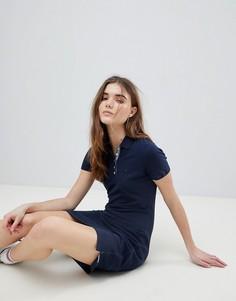 Платье-поло Tommy Jeans - Темно-синий