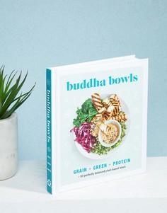 Книга кулинарных рецептов Buddha Bowls - Мульти Books