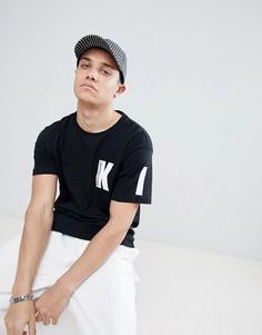 Черная футболка Kidda By Christopher Shannon K - Черный