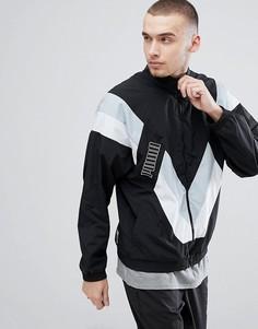 Черная куртка Puma Heritage 57500201 - Черный
