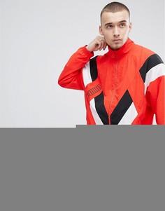 Красная куртка Puma Heritage 57500242 - Красный