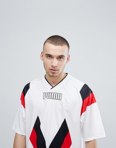 Белая футболка Puma Heritage 57499802 - Белый