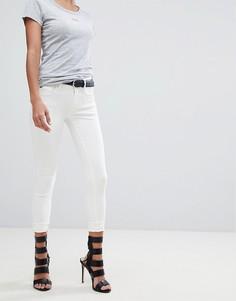 Супероблегающие укороченные джинсы G-Star Lynn - Синий