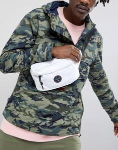 Белая сумка-кошелек на пояс Napapijri Hoyal - Белый