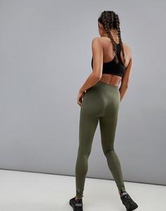 Леггинсы Puma - Зеленый