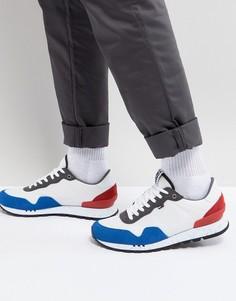 Кроссовки культовой расцветки (белый/красный/синий) Tommy Jeans Lifestyle - Мульти Hilfiger Denim