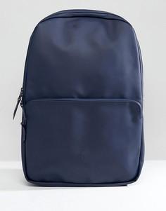 Темно-синяя сумка Rains 1284 - Темно-синий