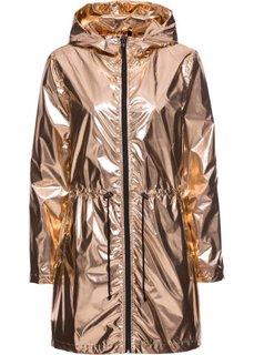 Куртка с металлическим отливом (медный) Bonprix