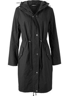 Куртка-парка (черный) Bonprix