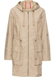 Куртка со вставкой (новый бежевый) Bonprix