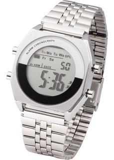 Часы (серебристый) Bonprix