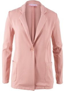 Блейзер из трикотажа, дизайн Maite Kelly (винтажно-розовый) Bonprix