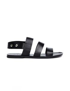 Кожаные сандалии Damir Doma