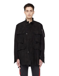 Кожаная куртка Julius