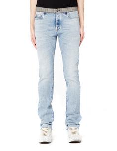 Хлопковые джинсы Maison Margiela