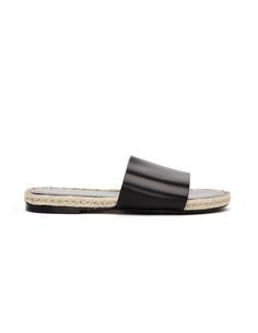Кожаные сандалии Haider Ackermann