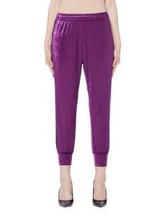 Бархатные брюки Junya Watanabe