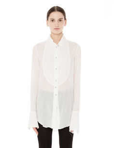 Хлопковая блузка IF SIX WAS Nine