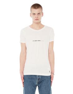 Хлопковая футболка L.G.B.
