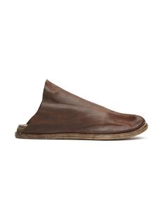 Кожаные сандалии Guidi