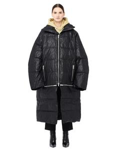 Пуховое пальто на молнии UEG