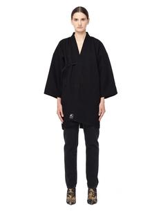 Хлопковый жакет-кимоно Blackyoto