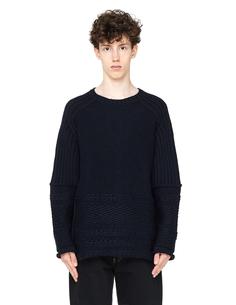 Шерстяной свитер Yohji Yamamoto