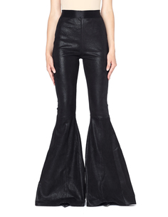 Замшевые брюки-клеш Faith Connexion