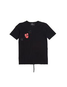 Хлопковая футболка Lost&Found Kids